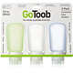 humangear GoToob Large Travel Accessorie 89 ml 3-pack clear/green/blue